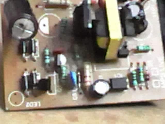 12V, 24V, 1 Amp Mosfet SMPS Circuit