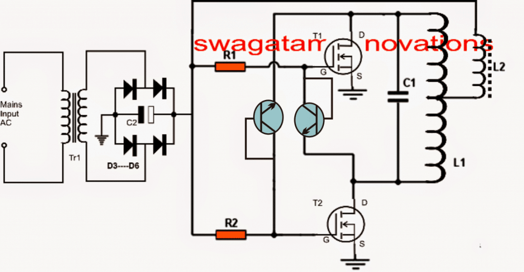 inductioncookercircuit simple induction heater circuit hot plate cooker circuit electric hot plate wiring diagram at suagrazia.org
