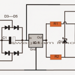 Simple Induction Heater Circuit – Hot Plate Cooker Circuit