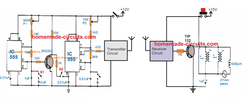 long distance sonic devastator circuit