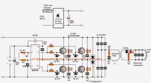 Induction Heater Circuit Using IGBT (Tested)