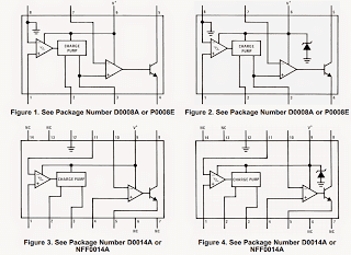 lm2907 lm2917 package pinouts 1 - Frequency to Voltage Converter IC LM2907/LM2917 Datasheet