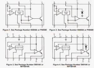 Frequency to Voltage Converter IC LM2907/LM2917 Datasheet
