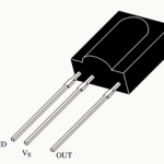 TSOP1730, 33, 36, 38, 40, 56 Infrared Sensor IC Datasheet