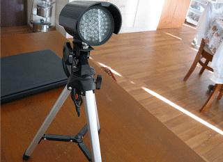 ir1 1 - Detecting Ghosts Using Infrared Camera
