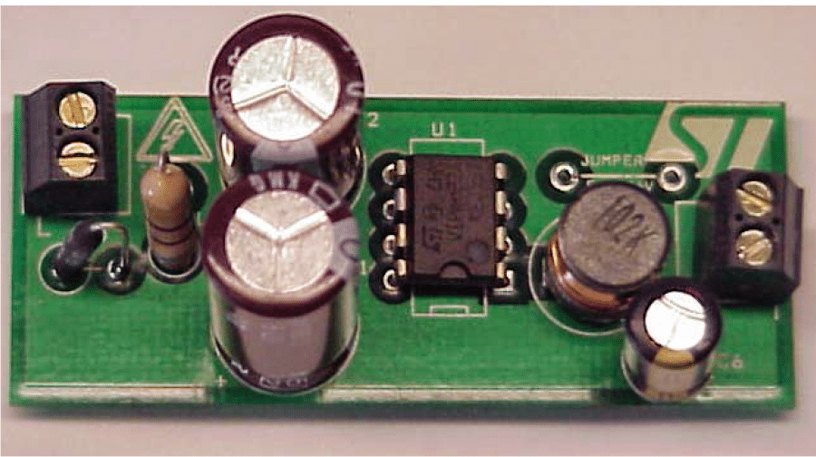 To Watt Smps Led Driver Circuit on 1 watt led driver circuit