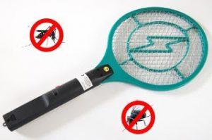 Mosquito Swatter Bat Circuit