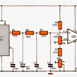 Capacitive Touch Sensor Circuit
