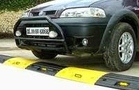 Generating Electricity from Road Speed Breakers