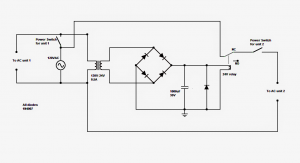 Dual A/C Relay Changeover for Power Saving and Efficiency
