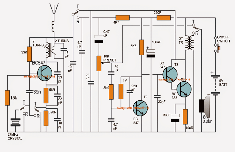 Simple Walkie Talkie Circuit likewise Fet Based Audio Pre lifier in addition Audio besides Circuit symbols also Lm386 Audio  lifier. on arduino speaker schematics