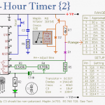 Timer Circuit with Auto Pause and Resume During Power Failures