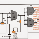 buzzer with timer circuit 150x150 - Simple Geyser Water Heater Timer Circuit
