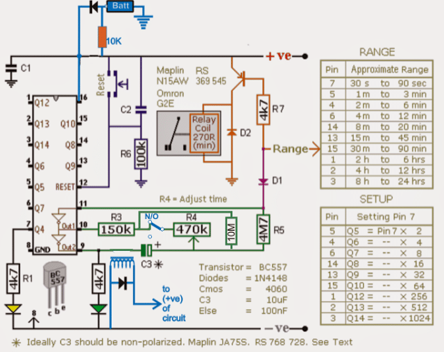 Timer Circuits with Auto Pause and Memory During Power Failures