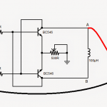 1.5 V Inductance Meter Circuit