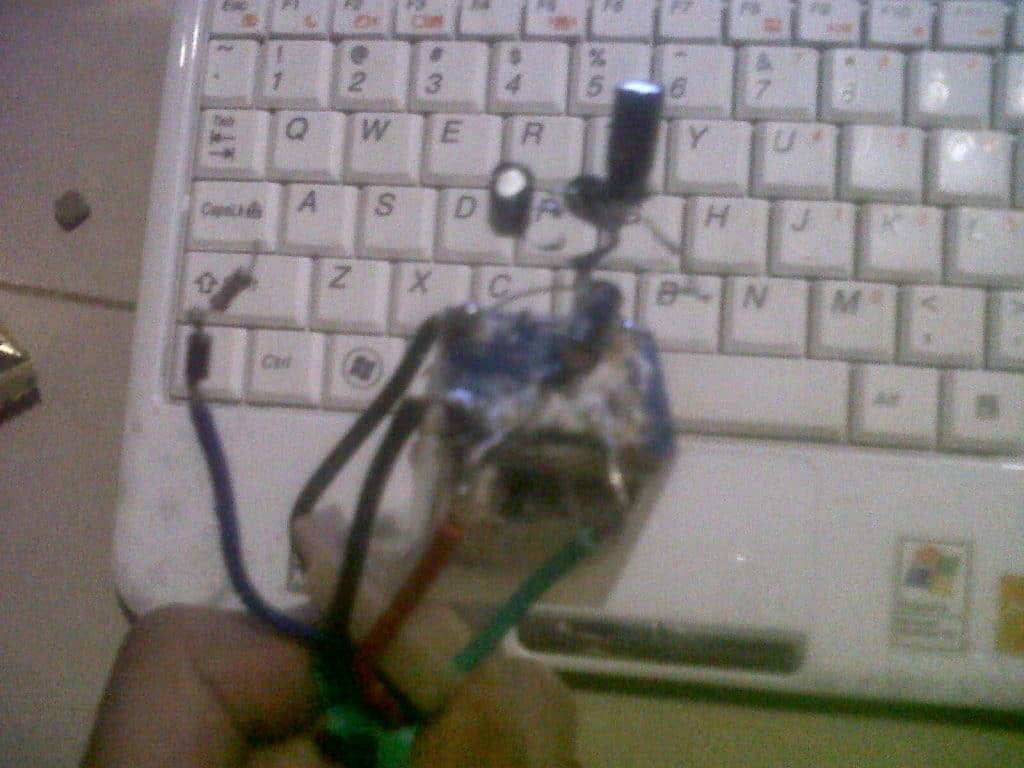 How to Make a Car Power Window Controller Circuit