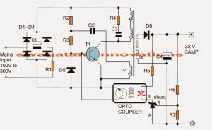 32V, 3 Amp LED Driver – SMPS Design