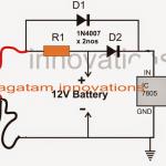 arduinoback up 150x150 - Power Interruption Alarm Circuit