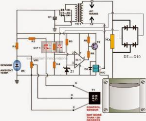 Grid Transformer Fire Hazard Protector Circuit