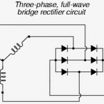 3 phase to DC 150x150 - Single Phase AC to Three Phase AC Converter Circuit