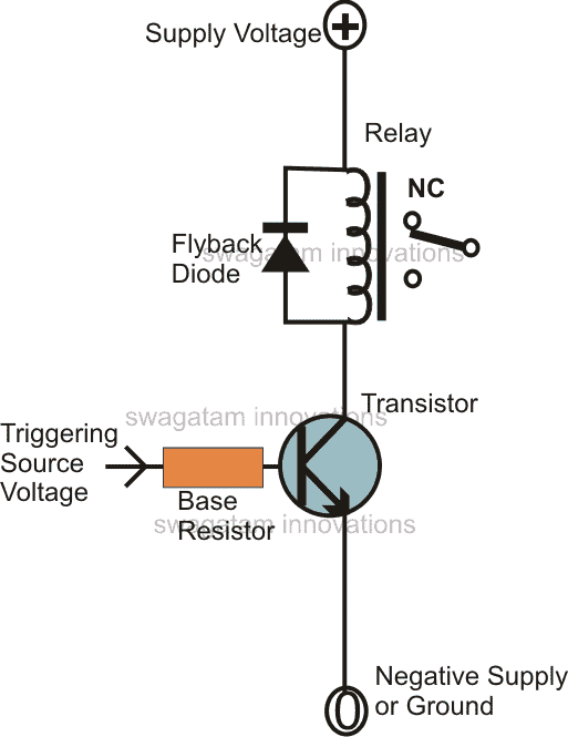 Configuring parallel freewheeling diodes