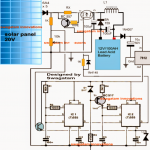 Self Optimizing Solar Battery Charger Circuit with Buck Converter