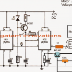 Pedal Speed Controller Circuit for Electric Vehicles Part-2