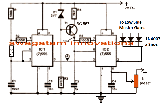 pwm2Bvoltage2Bregulator 3 phase vfd circuit 3 phase vfd wiring diagram at mr168.co