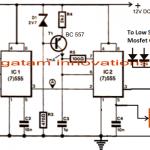 3 Phase VFD Circuit