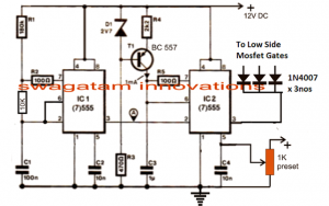 3 Phase VFD Design and Working