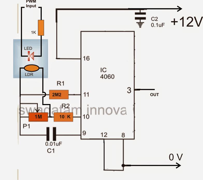 voltage controlled oscillator circuit