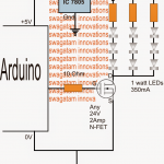 Using High Watt LEDs with Arduino