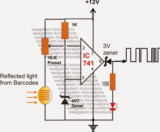 How to Make a Barcode Security Lock Circuit