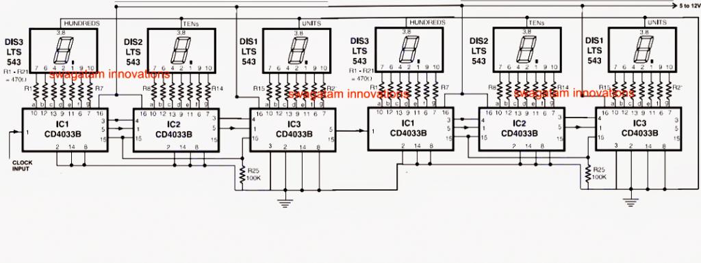Analogue Water Flow Sensor/Meter Circuit – Check Water Flow Rate