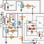 Reverse Forward Motor Circuit for Incubator