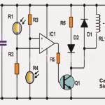 shadowdetectorcircuit 150x150 - Thunder Lightning Detector Circuit