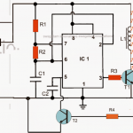 6V to 220V Boost UPS Circuit for Satellite TV Modems