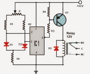 Differential Temperature Detector/Controller