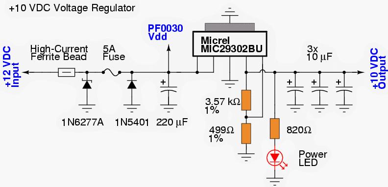 jammerpowersupply 1 - Cellphone Jammer Circuit Explored