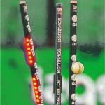 Make this LED Cricket Stump Circuit at home