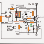 Over Load Protector Circuit for Lathe Machine