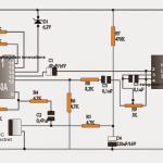 Digital Voice Changer Circuit