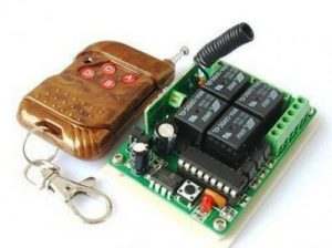 Remote Controlled Trolley without Microcontroller