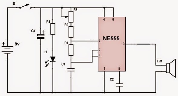 How to Make Ultrasonic Remote Control Circuit