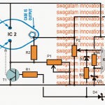 High Current 12V, 24V Li-Ion Battery Charger Circuit
