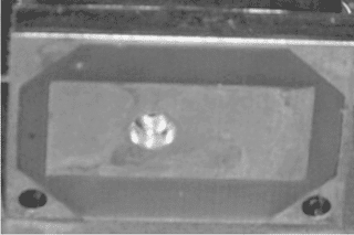 KMY 24 Microwave Sensor Front View