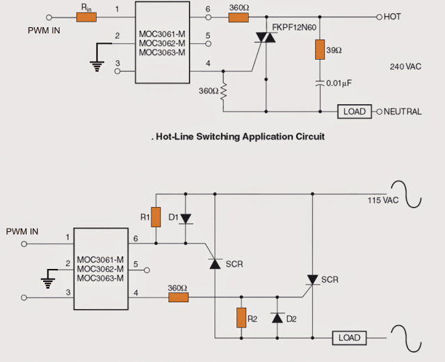 Pwm Controller Explanation And Example Circuit Diagram Schematic