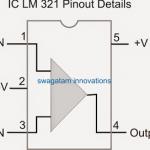Single Opamp IC LM321 Datasheet – IC 741 Equivalent