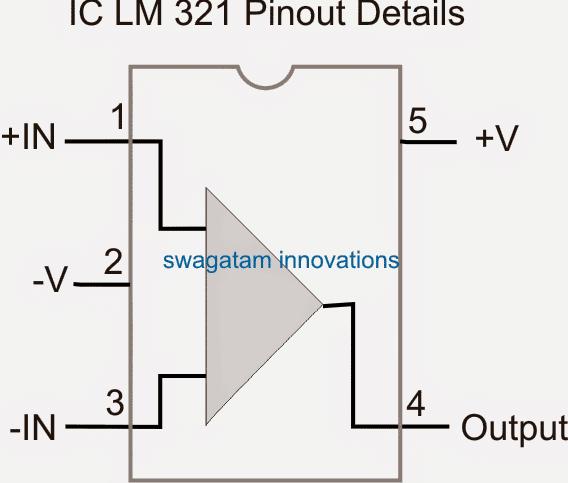 IC LM321 Datasheet – IC 741 Equivalent