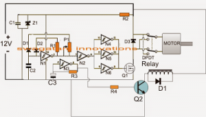PIR Circuit for Detecting Static or Stationary Human Occupancy Part 2